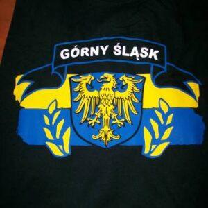 Koszulka GÓRNY ŚLĄSK Czarna