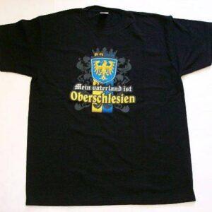 Koszulka Mein Vaterland wer. 2 czarna